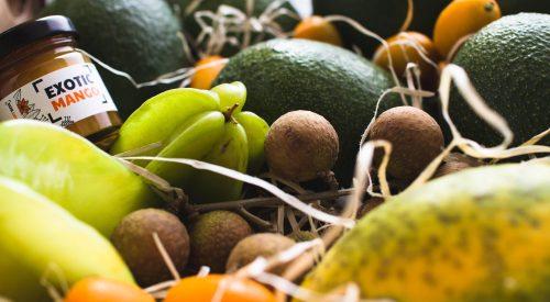 Exotic Fruit Box Enero