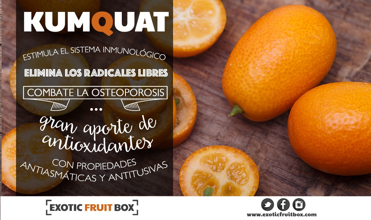 Buy Kumquats: Exotic Fruits directly from our farm to your table