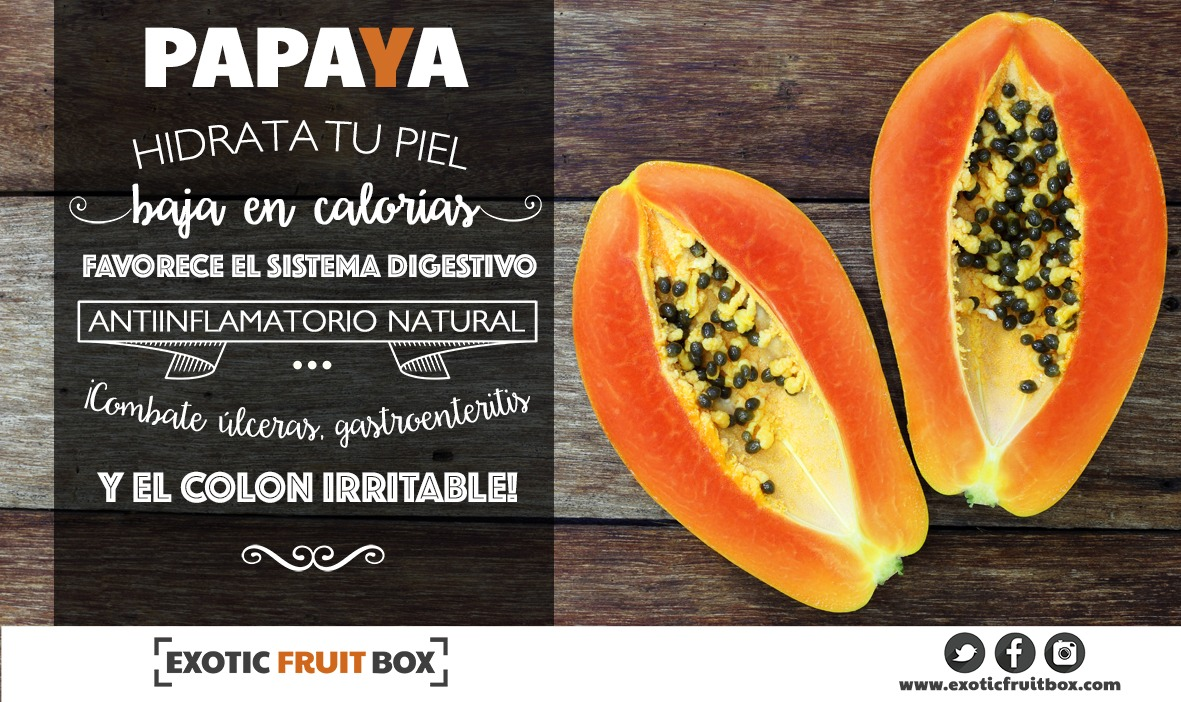 Buy papayas: Exotic Fruit directly from our Farm