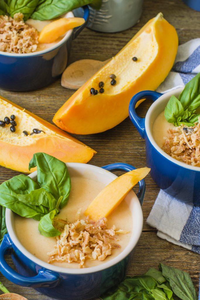 Crema de papayas 4