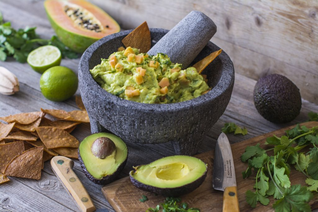 Guacamole Extotic Fruit Box 1