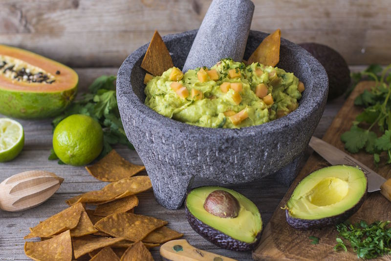 Guacamole Extotic Fruit Box