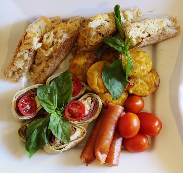 receta gourmet con frutas tropicales para elaborar rollitos