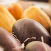 mango y papaya