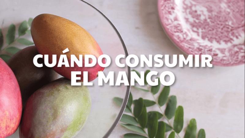 Cuándo consumir el mango
