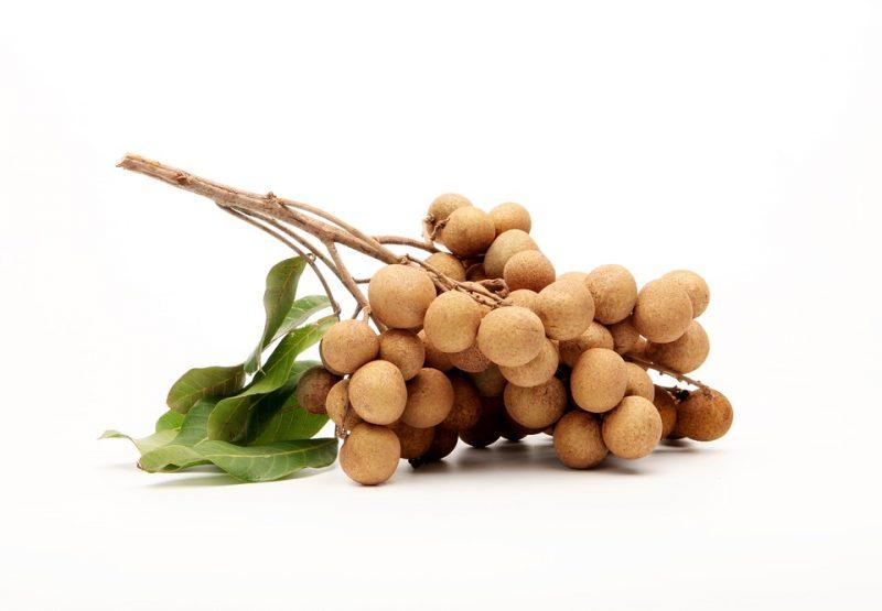 beneficios y propiedades del longan para la salud