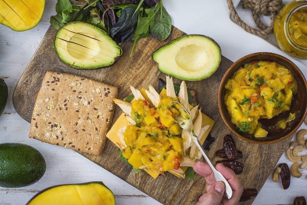 chutney de mango 2