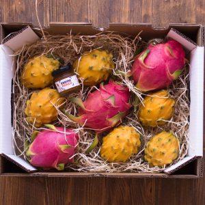 Pitaya ( fruta del dragón)