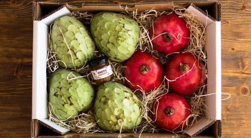 Comprar Granadas Frutas Exóticas Directas A Tu Mesa