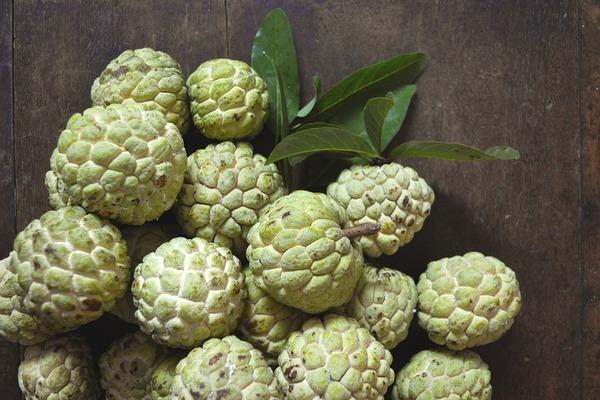 La chirimoya, un ingrediente ideal para una ocasión especial