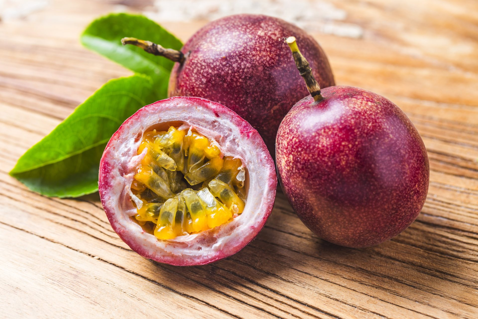 Maracuyá, una fruta que despierta una pasión… divina