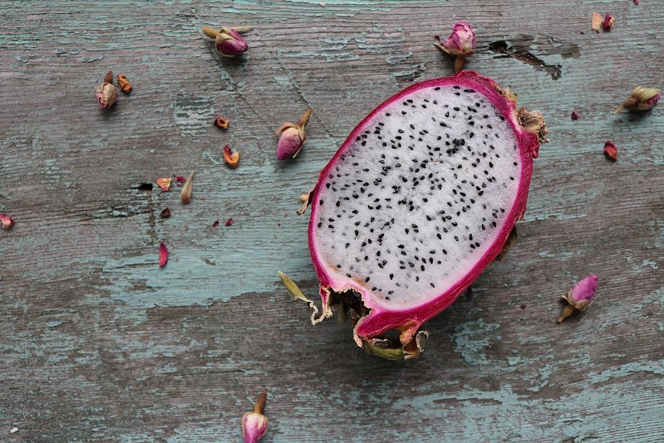 Pitaya, la fruta que te hará ver la vida de color de rosa