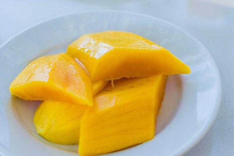 mango exotic fruit box